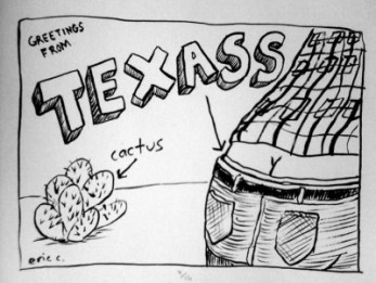 greetings from texass