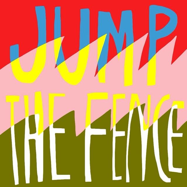 jump the fence