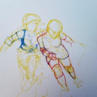 derby sketch