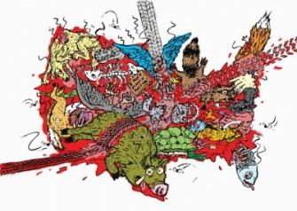 american roadkill