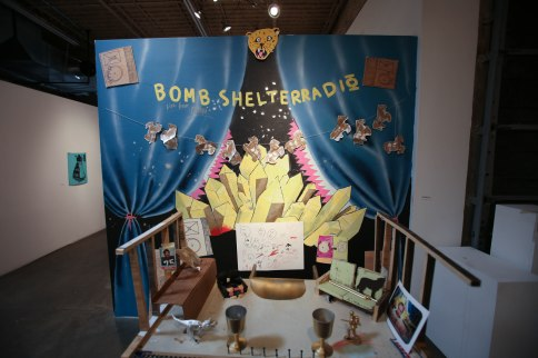 """Bomb Shelter Radio"" by Joshua Short, Jamie Harmon, & Eric C"